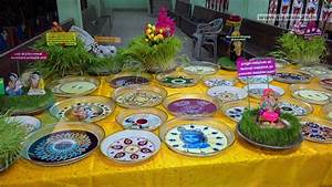 Aarathi Plate Decoration at Kasthuri Mandapam, Neyveli