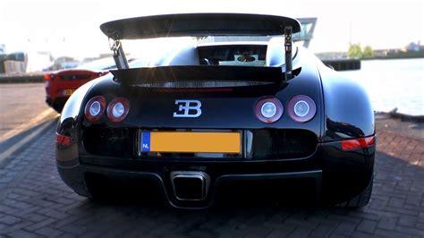 Bugatti Veyron 16.4 W/ Mansory Exhaust