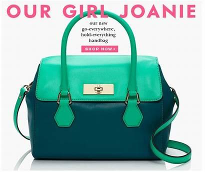 Email Spade Kate Animated Gifs Handbag Example