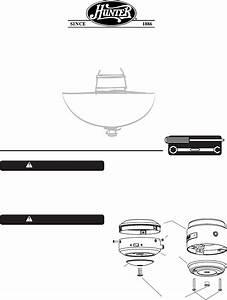 Hunter fan ceiling light kits user guide