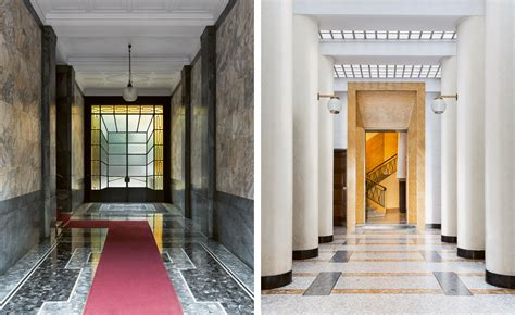 making  entrance milans sumptuous modernist hallways
