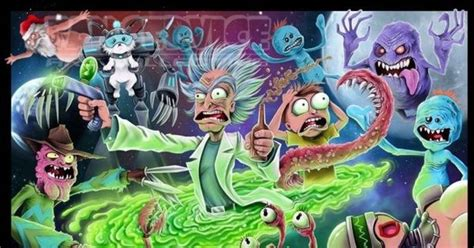 rick and morty fans funny rick and morty fan art