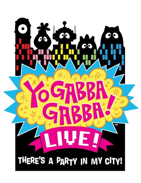 Yo Gabba Gabba Party In My City!  Dada Rocks
