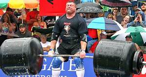 The 10 Strongest Men of All Time