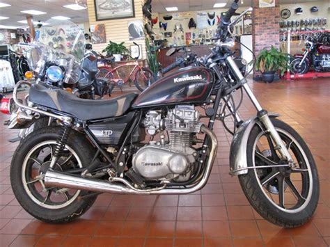 Kawasaki 440 Ltd For Sale by Page 94 New Or Used Kawasaki Motorcycles For Sale