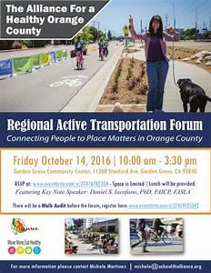 City to Host Regional Active Transportation Forum | City ...