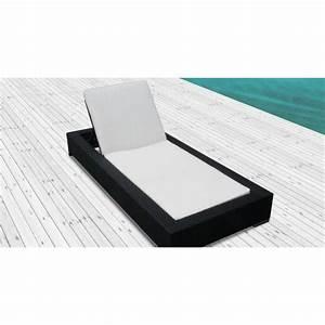 Bain De Soleil En Resine : le pereza bain de soleil en r sine tress e achat vente chaise longue le pereza bain de ~ Teatrodelosmanantiales.com Idées de Décoration