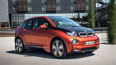 bmw   electric city car brings unique design  tech