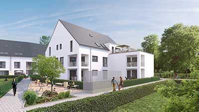Erlangen Wohnung Kaufen by Erlangen Schultheiss Wohnbau Ag