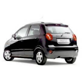 chevrolet matiz  car specifications auto