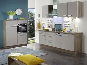 Umbauschrank Für Kühlschrank : menke premium einbau k chenzeile k che 340 cm san remo ~ Lizthompson.info Haus und Dekorationen