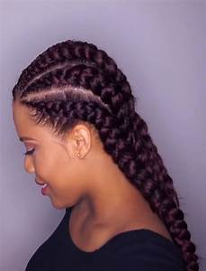 2019 Ghana Braids Hairstyles For Black Women Page 2