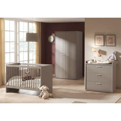 chambre complet chambre bébé complète donna gris achat vente chambre