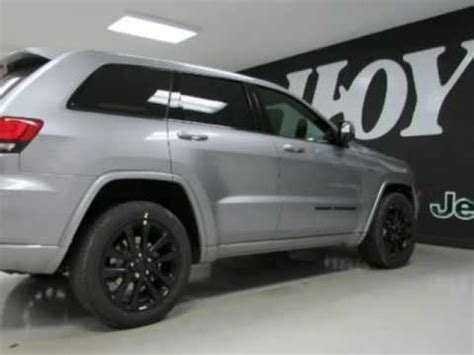 jeep grand cherokee altitude 2017 2017 jeep grand cherokee altitude new silver suv for sale