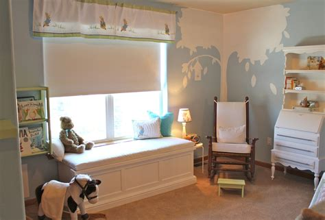 mod nod  peter rabbit project nursery