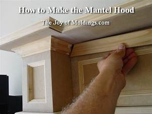 plans for building fireplace mantel woodproject