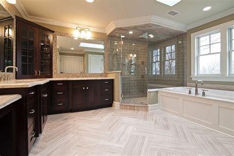 travertine shower tiles 25 extraordinary master bathroom designs
