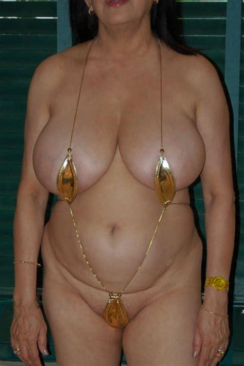 Assorted Big Tits Bbw In Slingshot Bikini Sets And Randoms