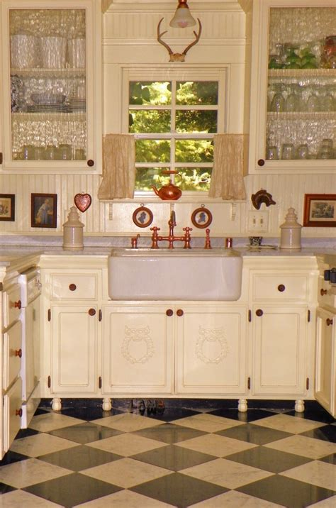 Small Farmhouse Kitchen Design Decor For Classic Interior