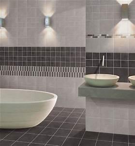 idee deco carrelage salle de bain idees deco salle de bain With deco salle de bain carrelage