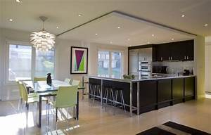 Bulkhead designs ceilings kitchen contemporary with white