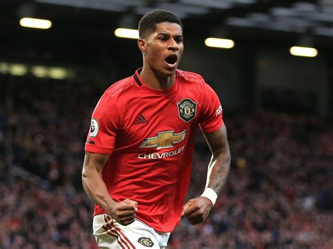 Rashford has spoken previously about racial abuse he has received. Time for Marcus Rashford to step up?