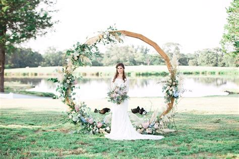 Free Spirited Bohemian Wedding Ideas At The Wildflower
