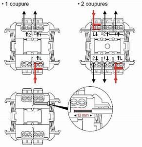 Cabler Un Va Et Vient : legrand va et vient plexo composable gris 10 ax ~ Voncanada.com Idées de Décoration