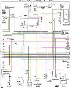 Fuse Panel Diagram For 1991 Chevrolet 1500 350