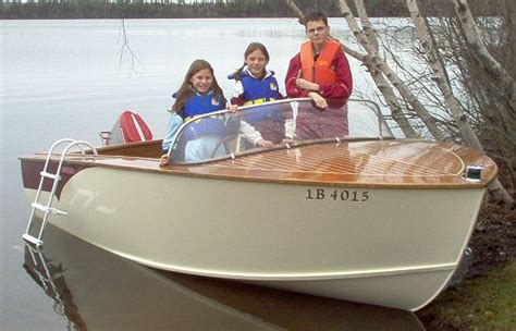 Outboard Runabout Boat Plans by Outboard Runabout Boat Plans