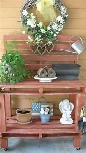 Europalette Deko Garten : 77 ideen f r gartenm bel aus paletten freshouse ~ Watch28wear.com Haus und Dekorationen
