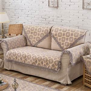 Popular chenille sectional sofa buy cheap chenille for Couch arm covers grey