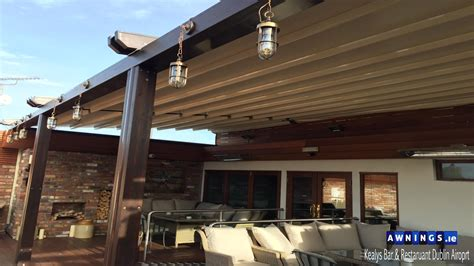 awnings canopies  blinds ireland commercial  residential