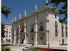 Palacio de Santa Cruz Valladolid Wikipedia, la