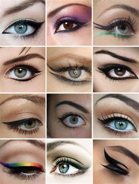 Как правильно нарисовать красивые стрелки на глазах карандашом top100beauty