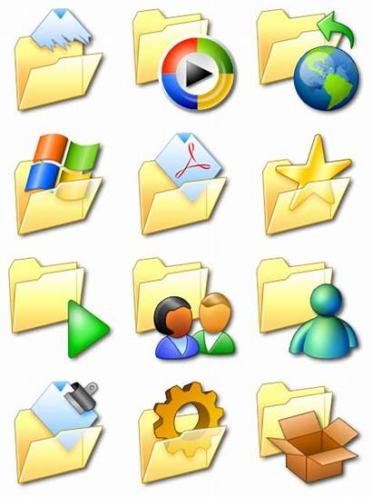 Xp Icons Folders Icon Win Extended Pack