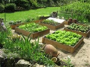 Faire Un Petit Potager En Carré : toute l 39 information utile pour votre potager un jardin potager c 39 est si facile ~ Melissatoandfro.com Idées de Décoration