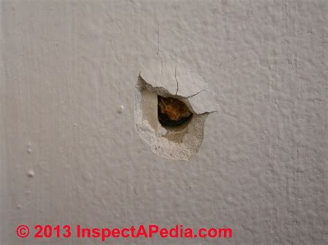 Pop Of Ceiling by Drywall Nail Pops Amp Cracks