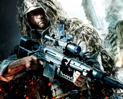 1280×1024 Wallpaper Gaming Sniper Ghost Warrior 2 Game Hd