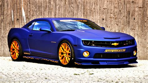 Chevrolet Car : Geiger Chevrolet Camaro Ss Wallpaper