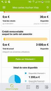 Oney Carte Auchan : mes comptes applications android sur google play ~ Medecine-chirurgie-esthetiques.com Avis de Voitures