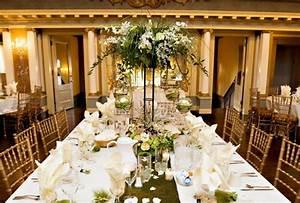 Deco Centre De Table Mariage : centre de table en hauteur pour mariage ~ Teatrodelosmanantiales.com Idées de Décoration