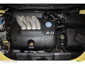 1998 Volkswagen New Beetle 2 0 Coupe Engine Photos