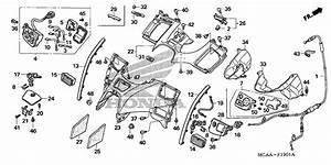 Honda Oem Part 64204