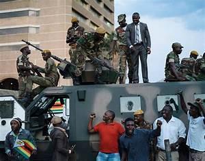 Zimbabwe Coup: Dissolution of an Era | Cencore