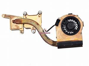 Lenovo Thinkpad X201 X201s Cpu Fan With Heatsink