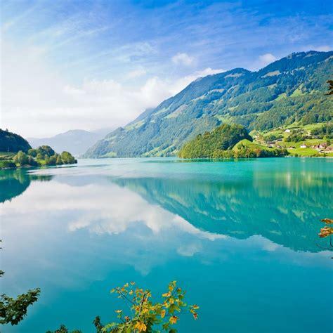 Beautiful Lake Nature View Uhd 4k Wallpaper
