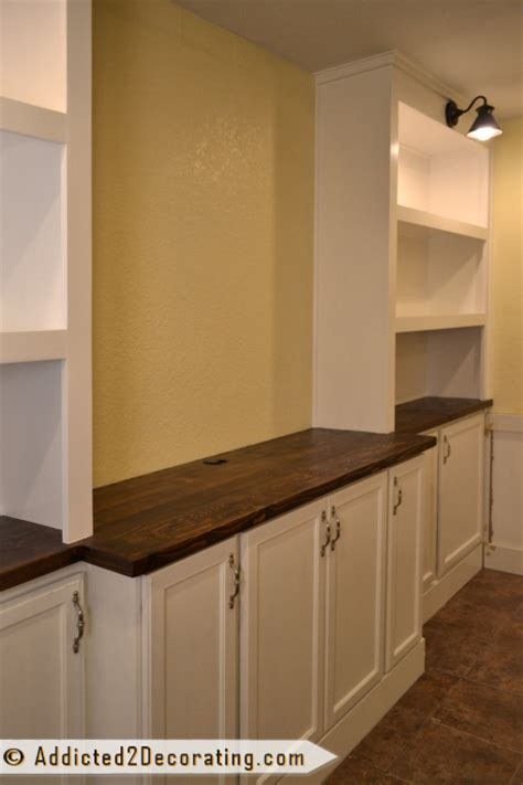 how to make built in cabinets my diy built in bookcase wall is finished before after