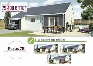 Site Deco Maison Pas Cher : maison pas cher focus ~ Teatrodelosmanantiales.com Idées de Décoration