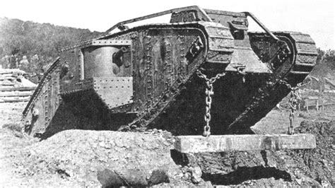 Tank Mark Iv